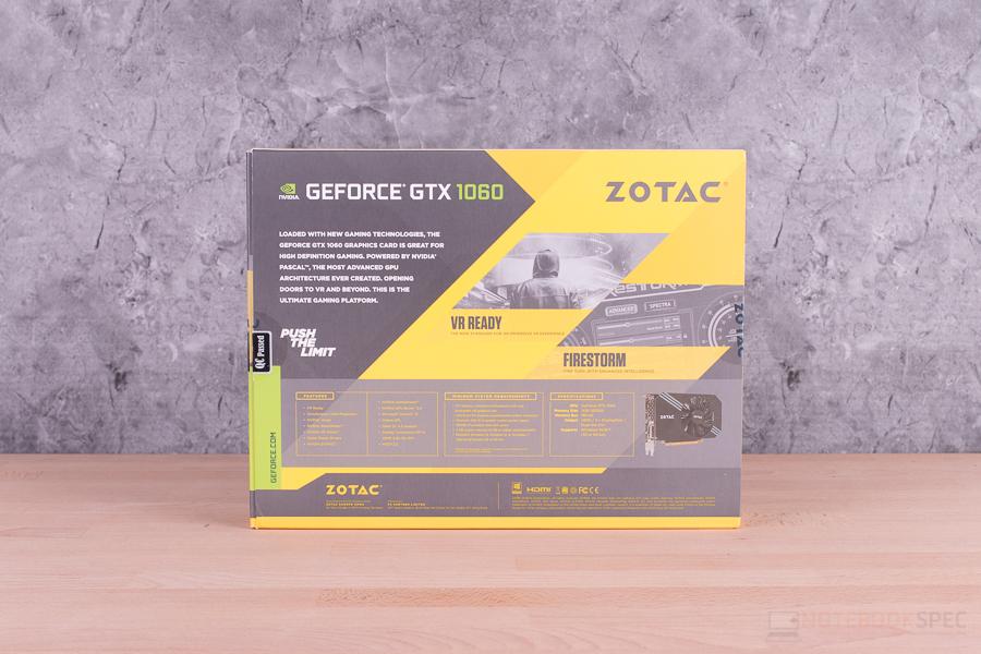 Zotac 1060 2