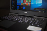 Dell Inspiron 7566 Gaming Notebook Review 5