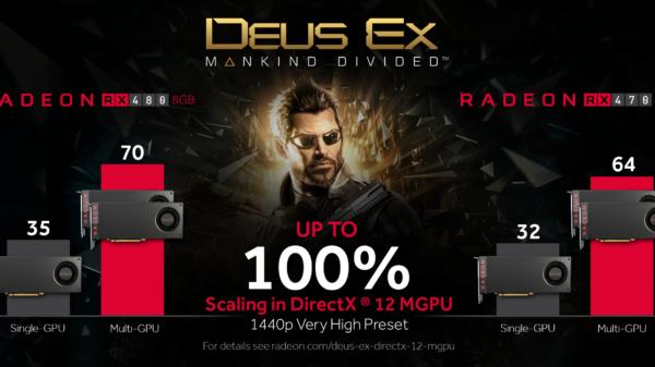 Deus Ex AMD