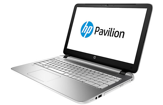 HP Pavilion 15 White bo