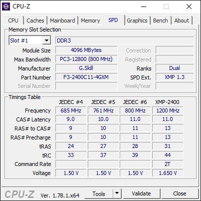 RX460 CPUZ4