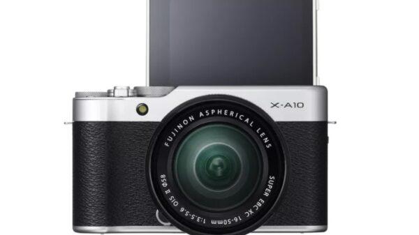 Fujifilm X A10 600 02