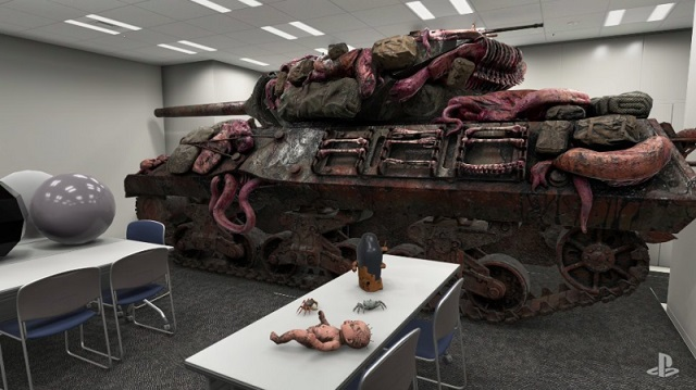 [Game 2017] Kojima เผยจะใช้เอนจิ้นตัวเดียวกันกับ Horizon Zero Down ในการพัฒนาเกม Death Stranding