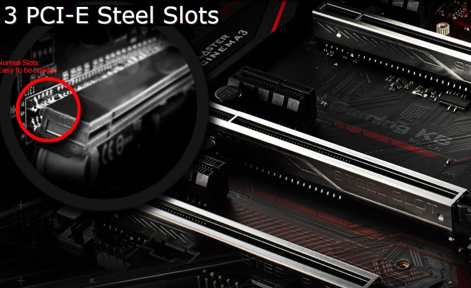 asrock-z270-gaming-k6-steel-slot