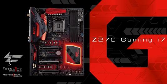 ASRock-Z270-Gaming i7