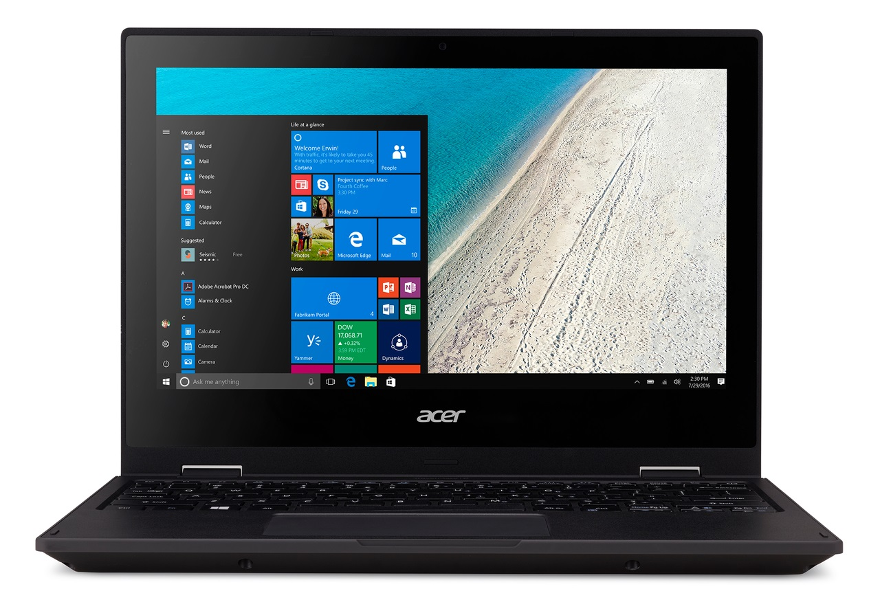 Acer TravelMate Spin B1 convertible 600 01