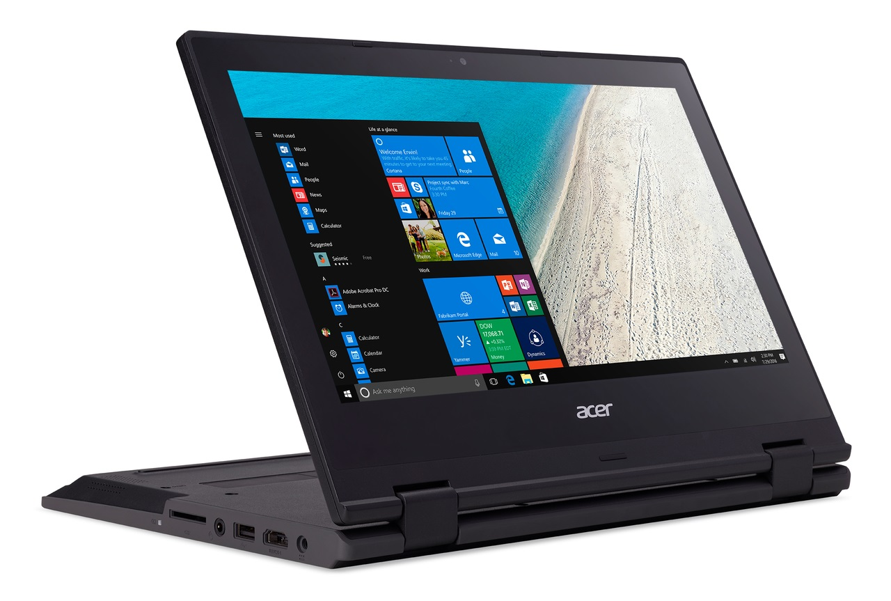 Acer TravelMate Spin B1 convertible 600 03
