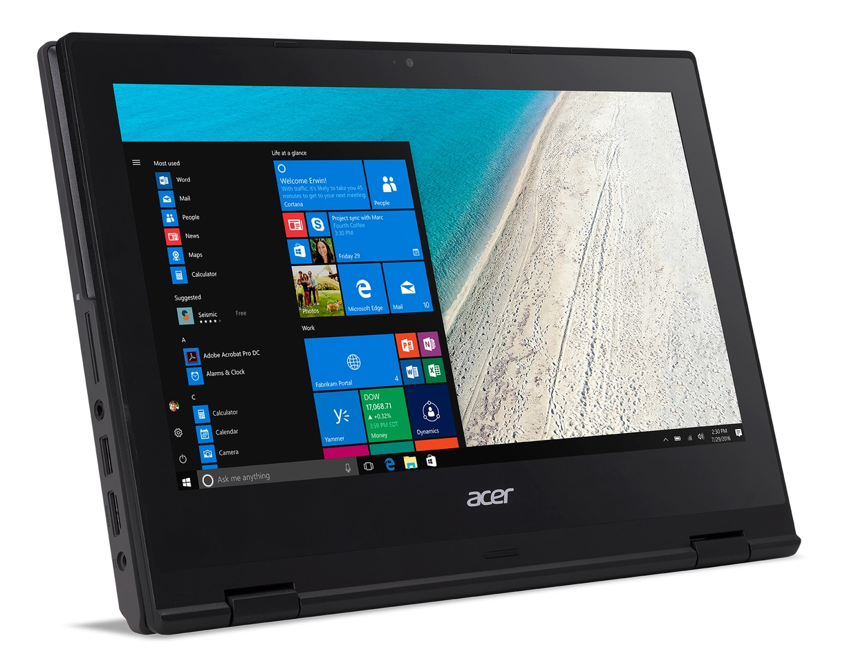 Acer TravelMate Spin B1 convertible 600 04