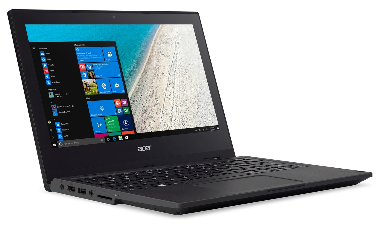Acer TravelMate Spin B1 convertible 600 05