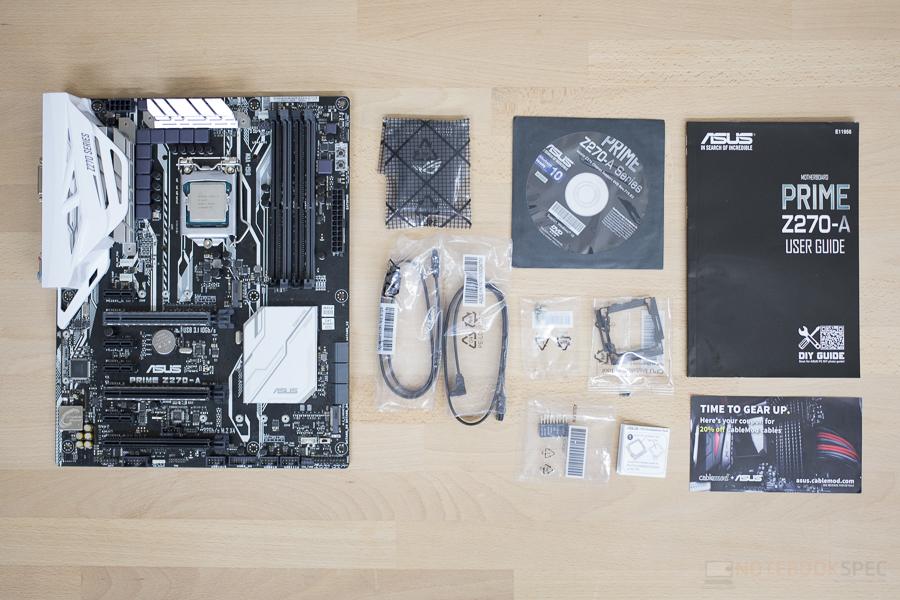 Asus Prime Z270-A-19