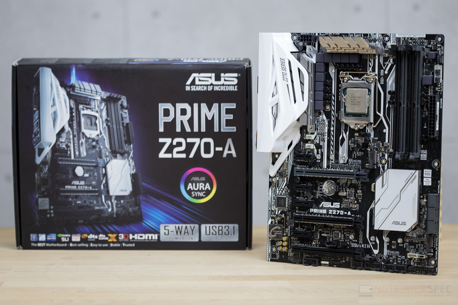 Asus Prime Z270-A-2