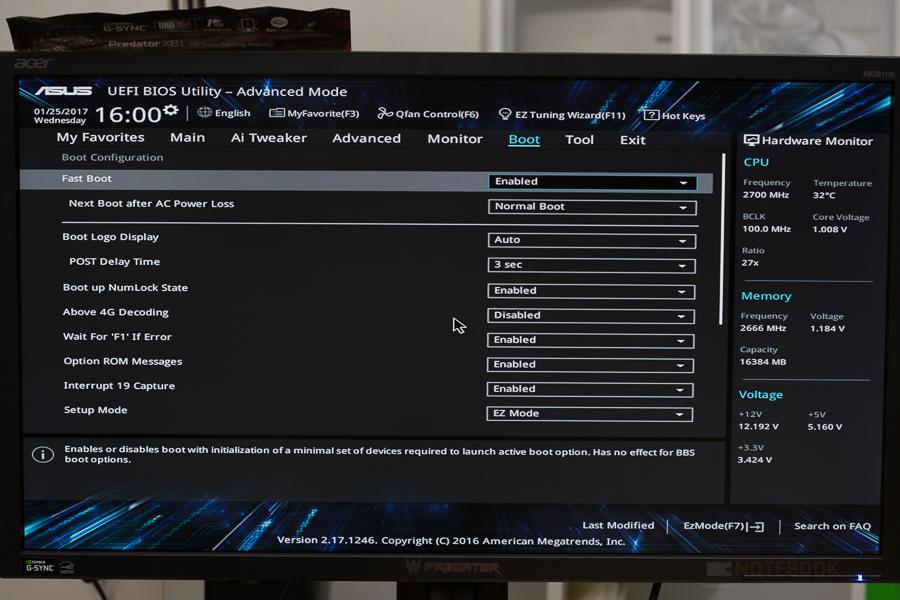Asus Prime Z270-A-28