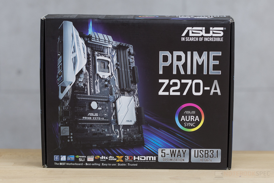 Asus Prime Z270-A-4