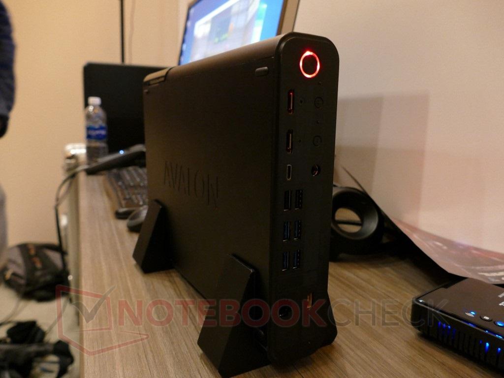 Avalon mini PC 600 03