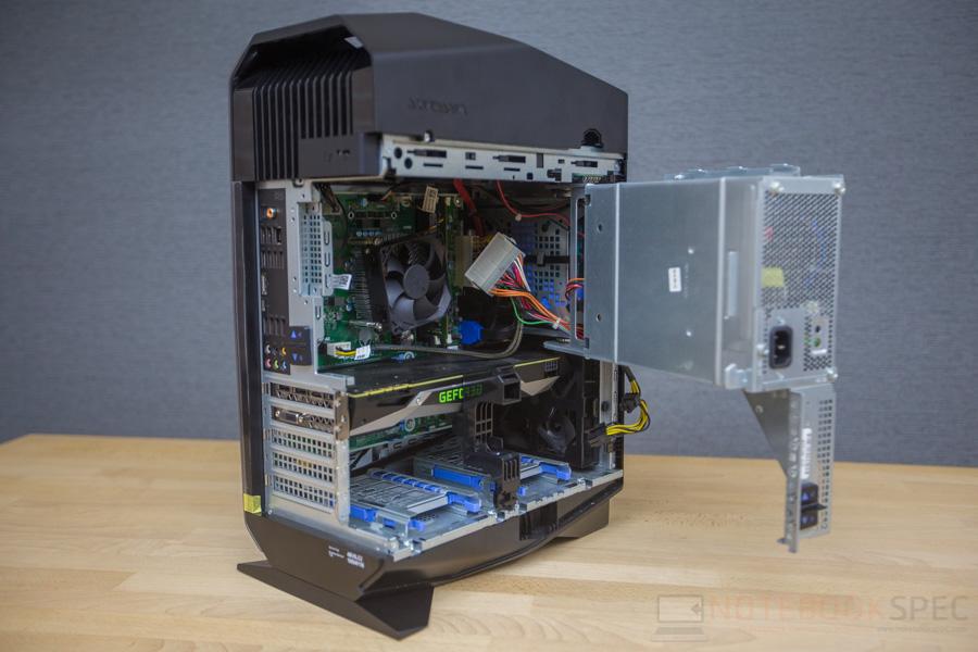 Dell Alienware Aurora r5 Review-25