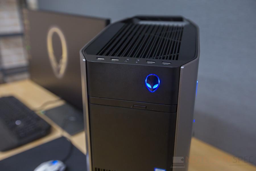 Dell Alienware Aurora r5 Review-41