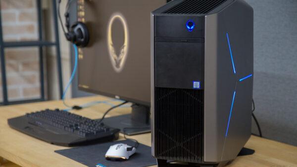 Dell Alienware Aurora r5 Review 52