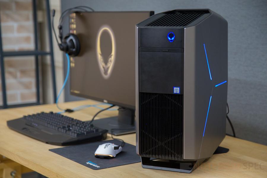 Dell Alienware Aurora r5 Review-52