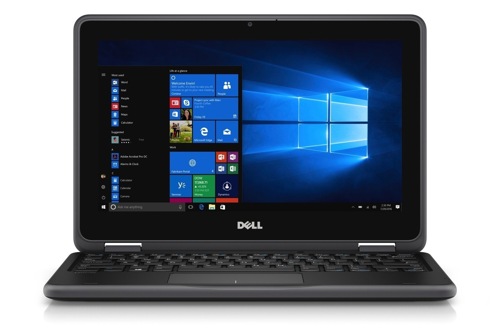 Dell Chromebook Latitude and Chromebook 11 Convertible 600 02