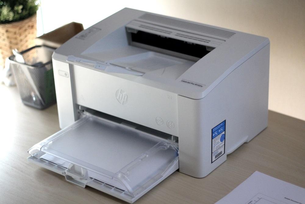 Image result for hp laserjet pro m102w printer