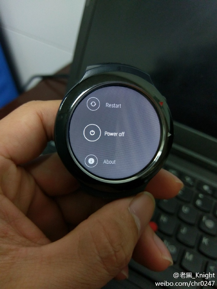 HTC smartwatch 600 02