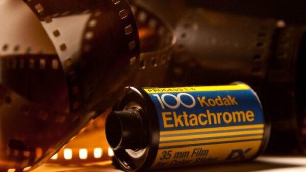 Kodak Ektachrome Film 600 02