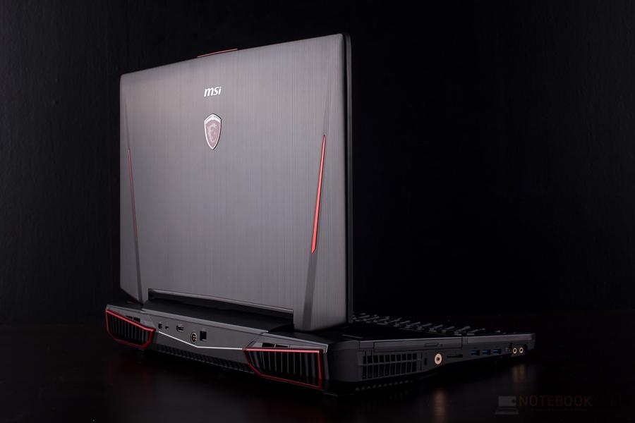 MSI Notebook GT83VR 18