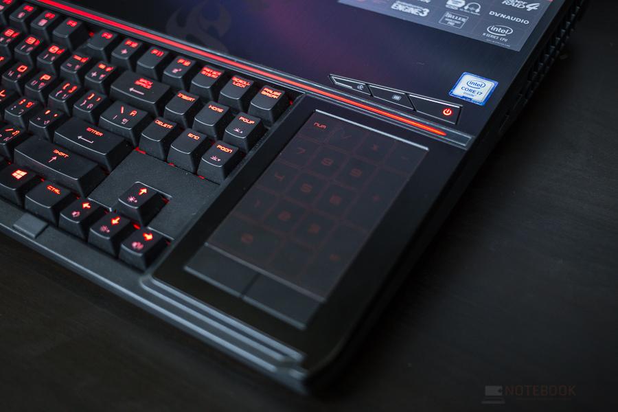 MSI Notebook GT83VR 69