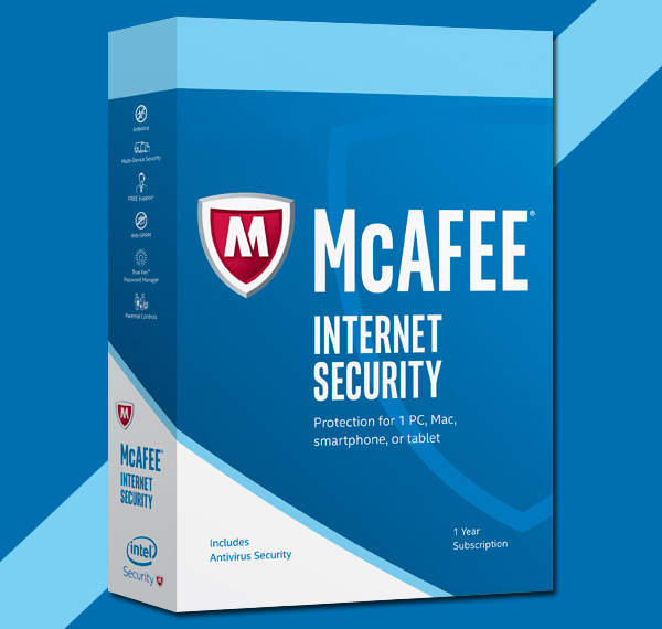 McAfee Internet Security 2017 600