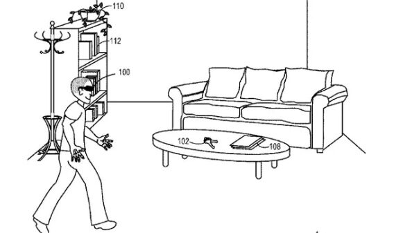 Microsoft HoloLens patent to picture you 600 01