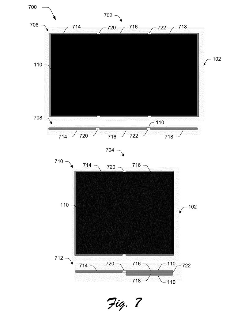 Microsoft patent reveals foldable phone that turns into a tablet 600 02