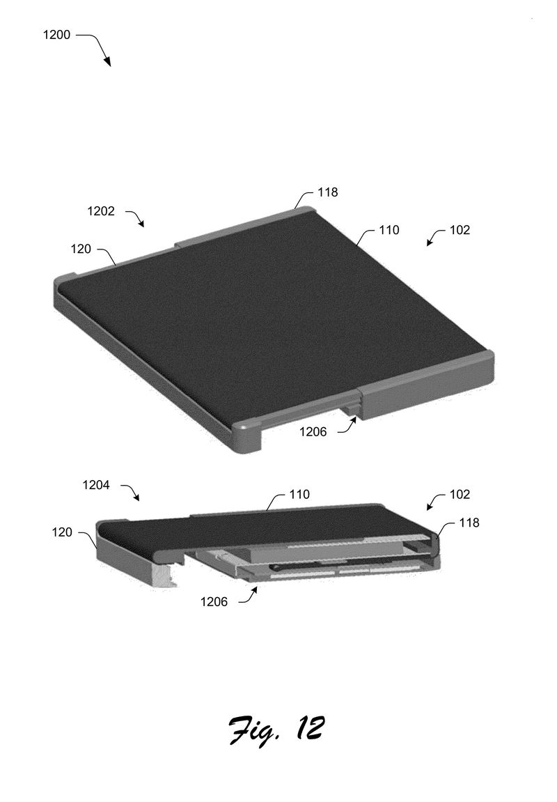 Microsoft patent reveals foldable phone that turns into a tablet 600 05