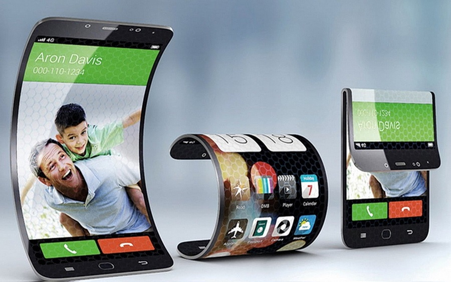 Samsung foldable phone concept 600