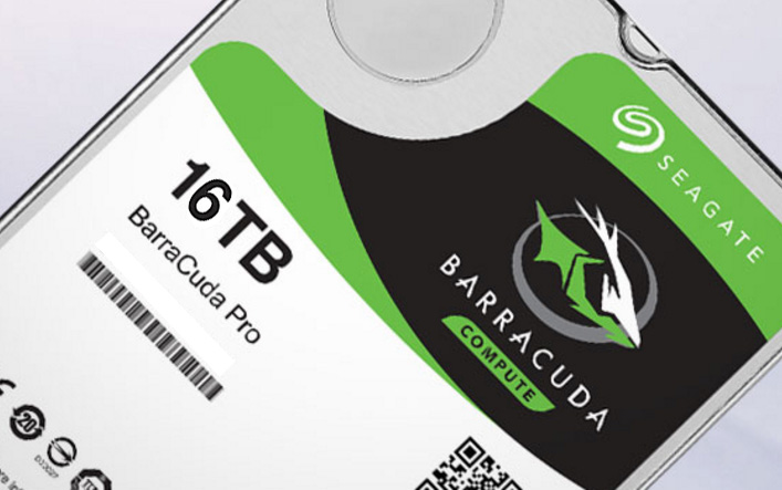 Seagate Barracuda Pro 16 GB 600