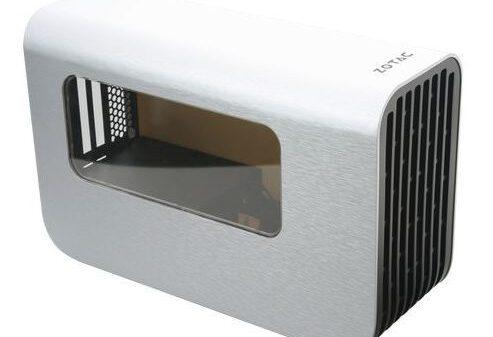 Zotac TB3 external graphics dock 600 01