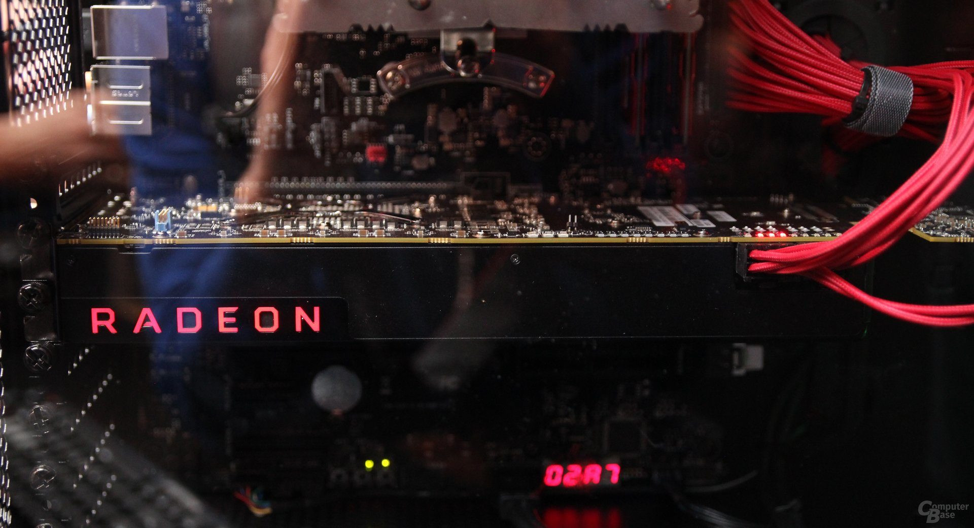 AMD Radeon Vega Power Connectors Pictured 600