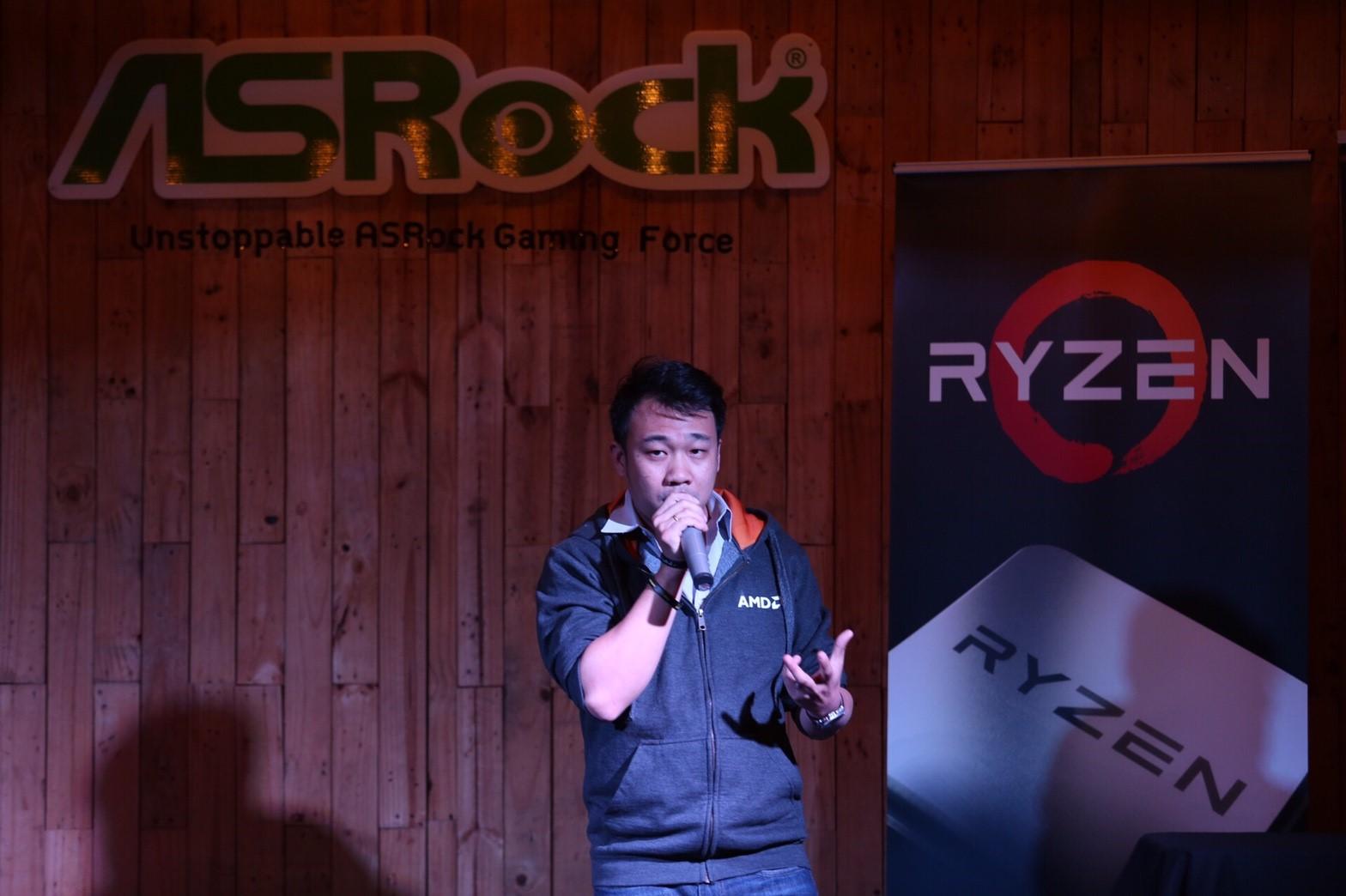 ASRock-200 series-AM4-mainboard-event (14)