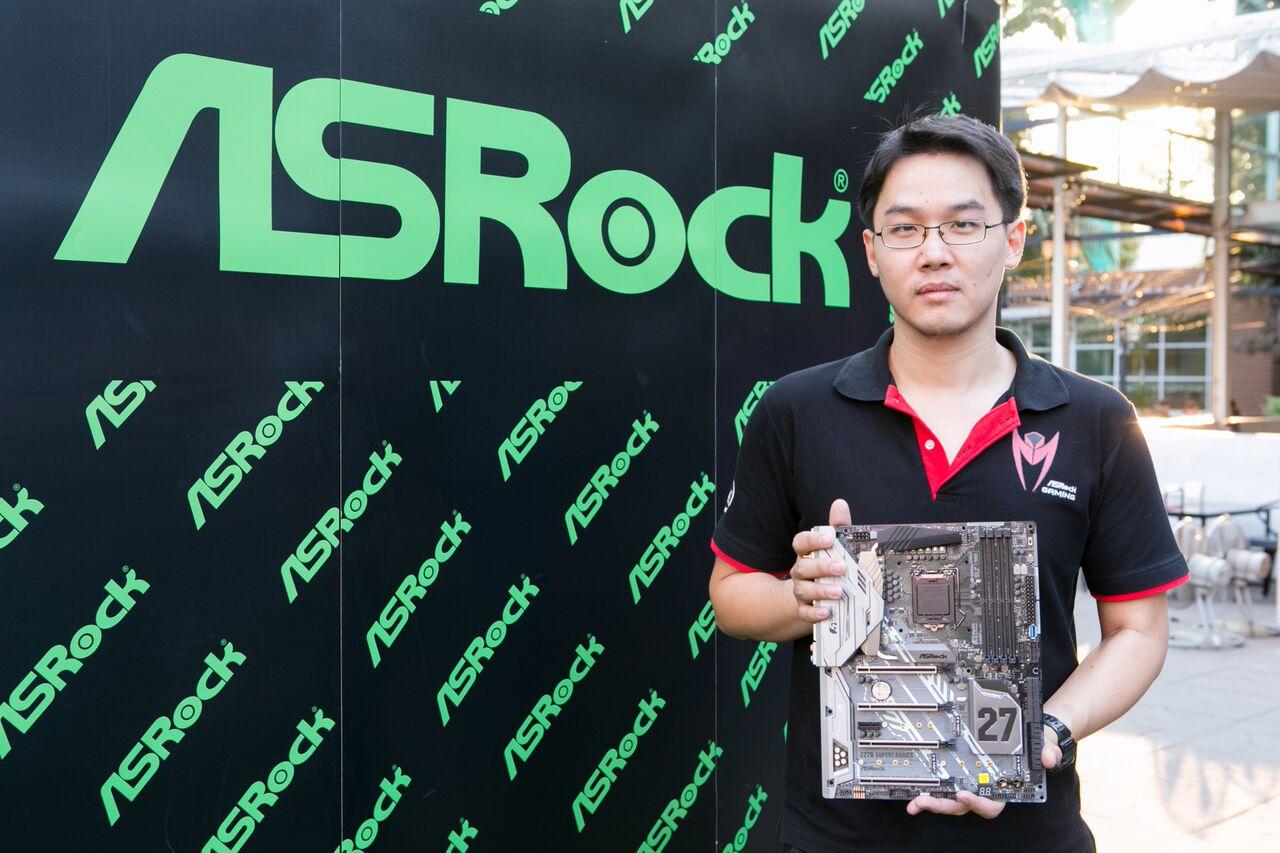 ASRock-200 series-AM4-mainboard-event (4)