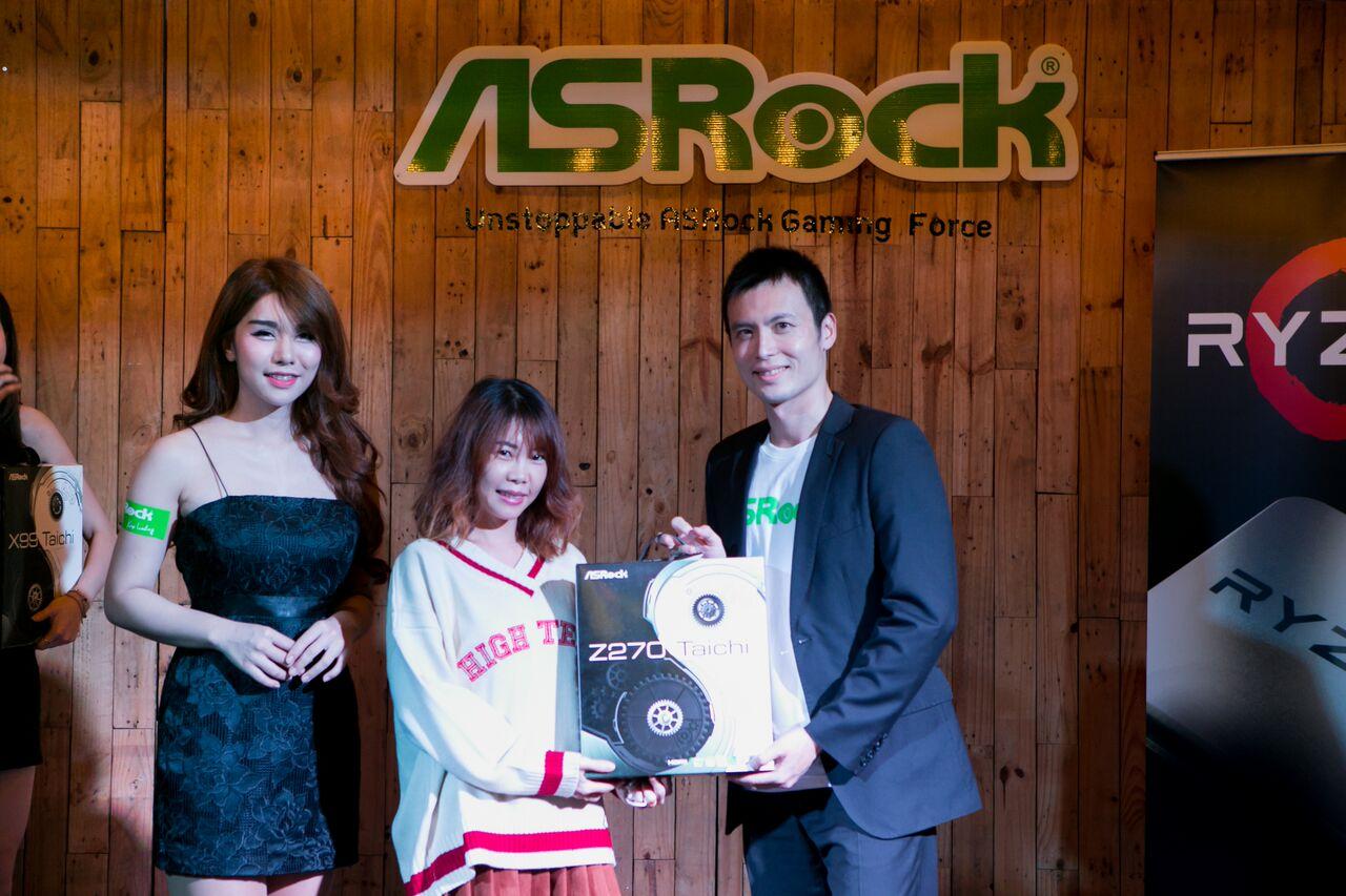 ASRock-200 series-AM4-mainboard-event (8)