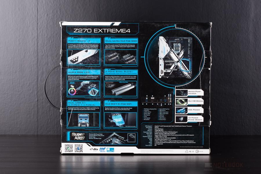 ASRock Z270 Extreme 4-2