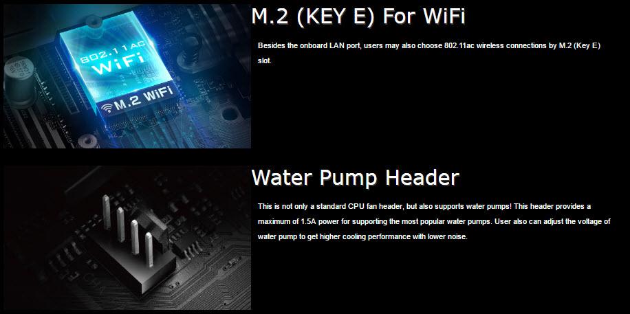 ASRock Z270 Extreme4-M key-water pump