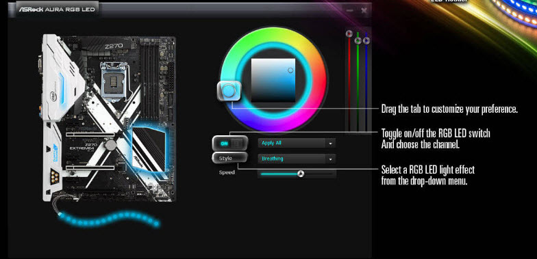 ASRock Z270 Extreme4-RGB