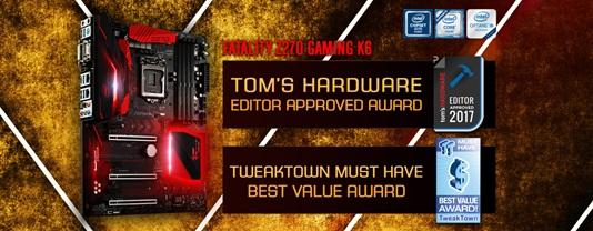 ASRock-z270-gaming k6-tweaktown-must have
