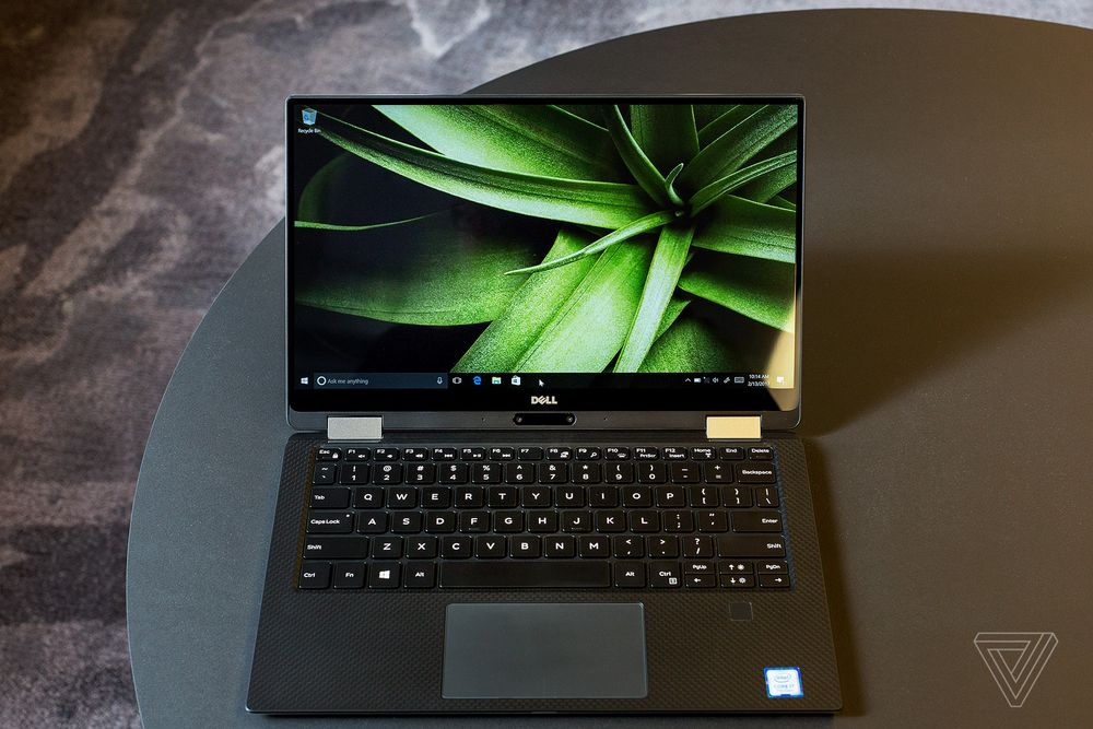 DELL XPS 13 2-IN-1 600 01