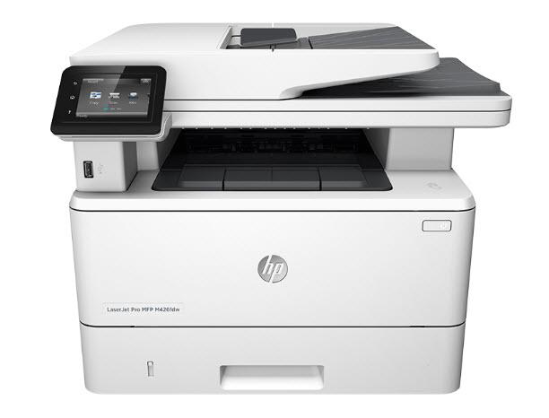 HP LaserJet Pro MFP M426fdw-0