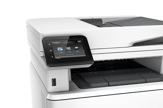 HP LaserJet Pro MFP M426fdw-2