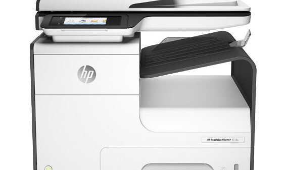 HP PageWide Pro 477dw front