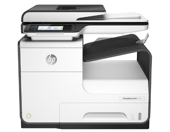 HP PageWide Pro 477dw-front