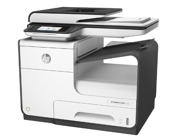 HP PageWide Pro 477dw-right