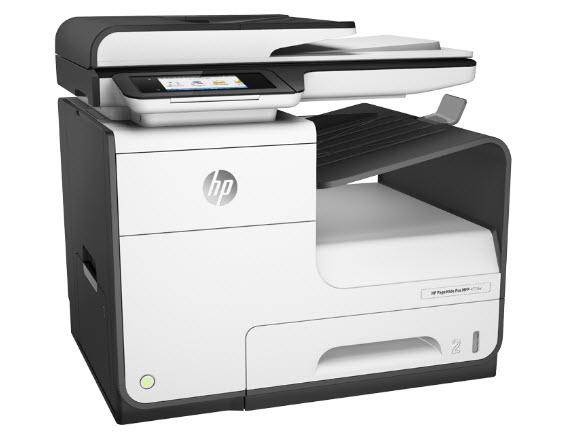 HP PageWide Pro 477dw-side